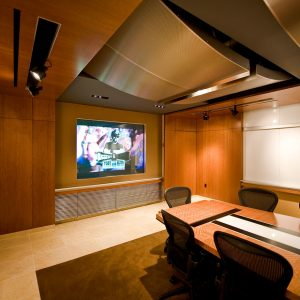 Executive Conference Room NYC / Mark Stumer - Architect
